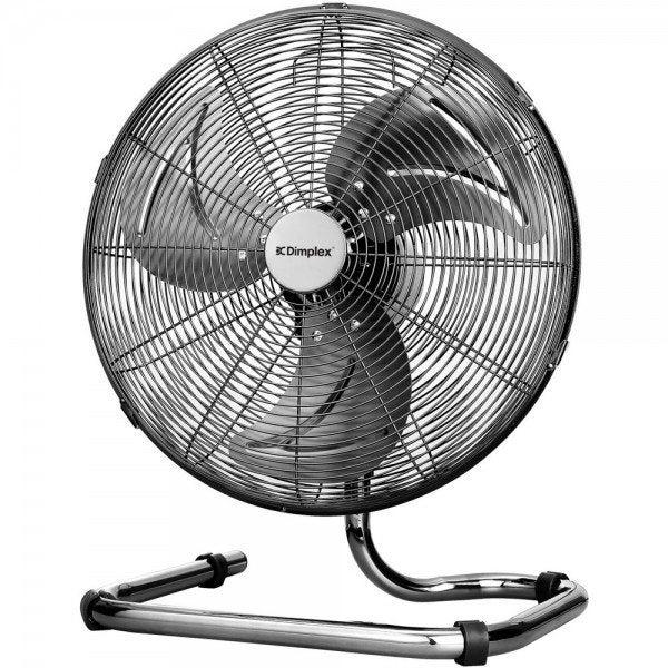 Dimplex DCFF40GBLK 40cm High Velocity Floor Fan