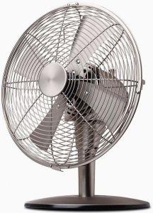 Goldair GPDF30S Platinum 30cm Electric Desk Fan