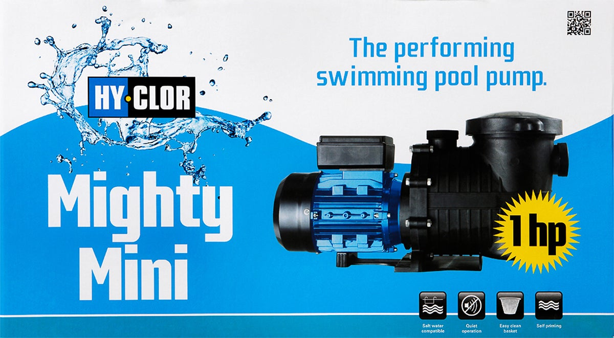 Pump size for Pool