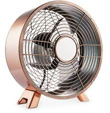 ALDI 20cm Retro Desk Fan