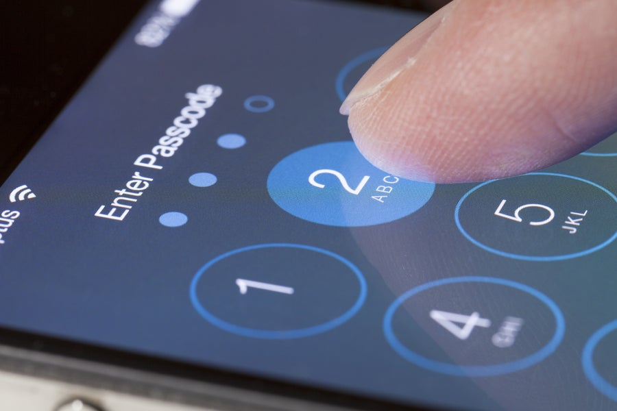 How to Unlock a Disabled iPhone | Canstar Blue