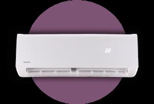 Toshiba Inverter Hi-Wall Split System