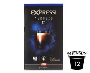 ALDI Expressi Coffee Capsules Ratings Review Prices Compare Expressi Abruzzo