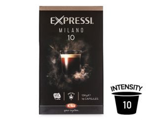 ALDI Expressi Coffee Capsules Ratings Review Prices Compare Expressi Milano