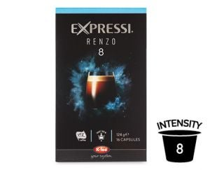 ALDI Expressi Coffee Capsules Ratings Review Prices Compare Expressi Renzo
