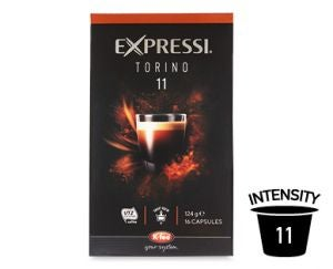 ALDI Expressi Coffee Capsules Ratings Review Prices Compare Expressi Torino