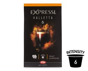 ALDI Expressi Coffee Capsules Ratings Review Prices Compare Expressi Valletta