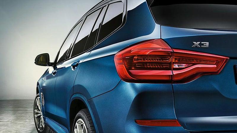 BMW X3 Tail lights