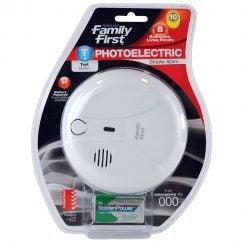 Family First Smoke Alarms