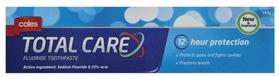 Coles Toothpaste