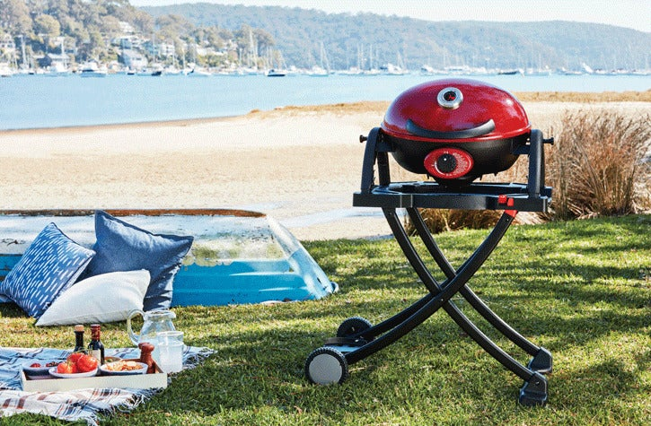 Ziegler & Brown 1-Burner BBQs
