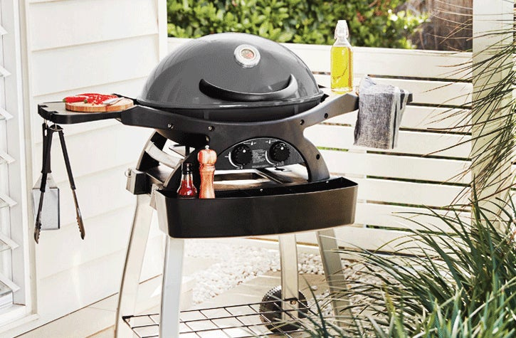 Ziegler & Brown 2-Burner BBQs