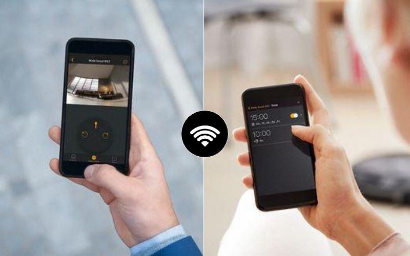 Miele RX2 Wi-Fi Capability