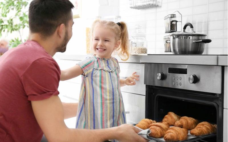 Family Baking Fun