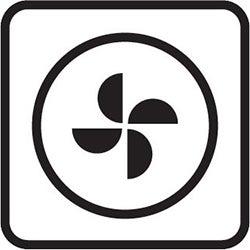 Fan Forced Oven Symbol
