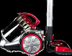 Hoover barrel vacuums