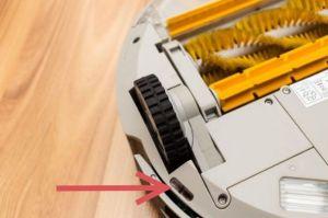 cleaning robot vacuum sensors