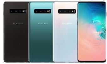 Samsung Galaxy S10 From Woolworths Mobile