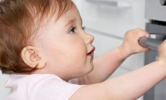 Child Safe Ovens