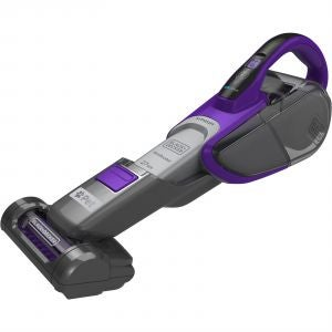 Black & Decker 2-in-1 Pet Handheld Vacuum