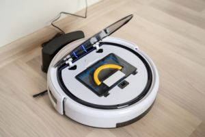 Cleaning robot vacuum