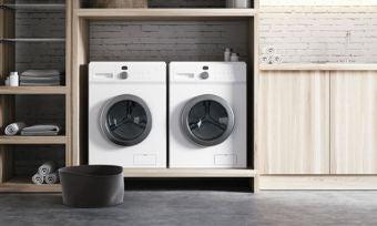 Moving with washing machine