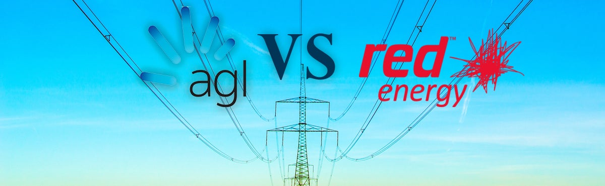 Red Energy Vs Agl Compare Energy Plans Amp Prices