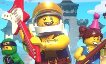 Apple Arcade Exclusive Lego Game