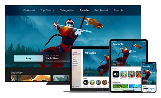 Apple Arcade Subscription Gaming Service Launches 2019