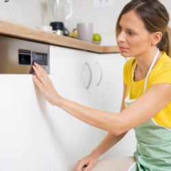 Dishwasher not turning on