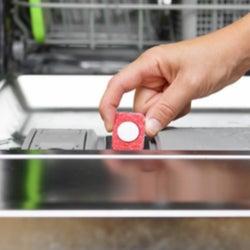 dishwasher detergent not working