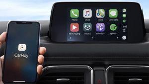 Apple CarPlay Mazda CX-5