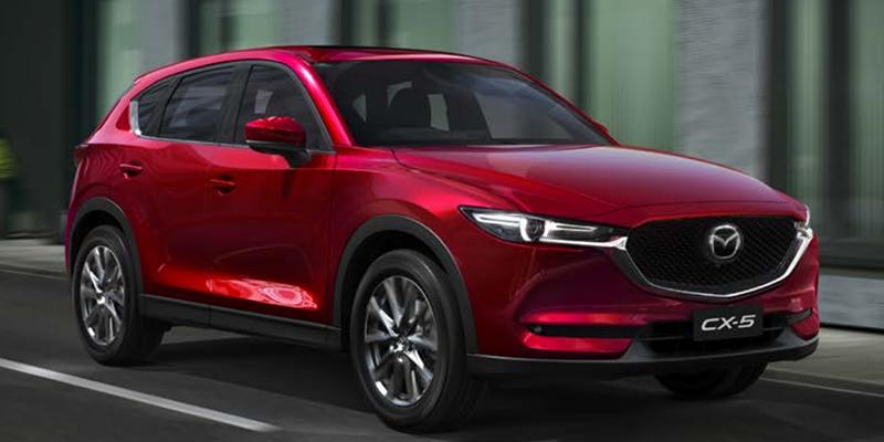 Mazda CX-5 Prices