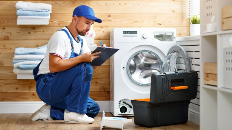 replacement washing machine