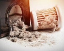 Vacuum dust