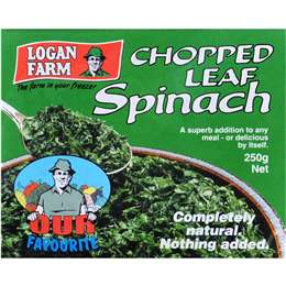 logan farms spinach