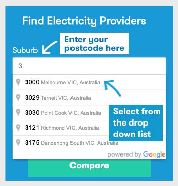 Canstar Blue electricity comparison service