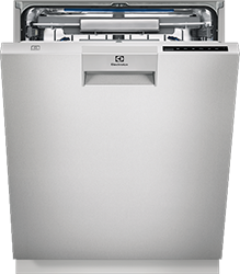 Electrolux Built-Under ComfortLift Dishwasher