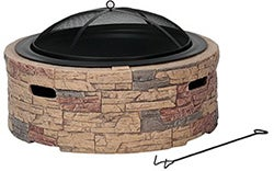 Fiammetta Cast Stone Firepit