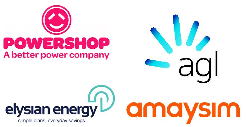 Energy Providers with prepaid options