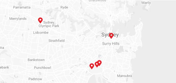 Redspot Car Rental Sydney