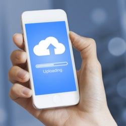 Cloud sharing apps