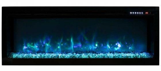 Modern Flames built-in electric fire heater