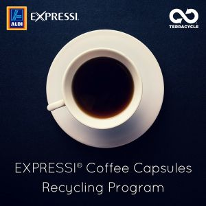 How to recycle aldi coffee capsules