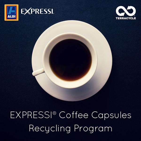 ALDI Coffee Recycling