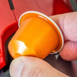 aluminium coffee capsules recycling