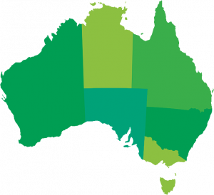 Australia - Vector