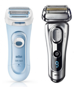 Braun Electric Shavers
