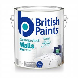 British Paints Wall