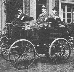 History of Electric Vehicles